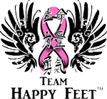 Team Happy Feet